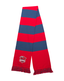 CLASSIC EMBROIDERED CREST SCARF_image