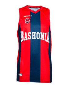 HOME ACB TEAM JERSEY - MAROON & BLUE_image