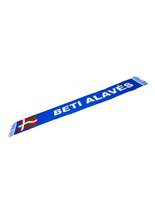 DEPORTIVO-BETI ALAVÉS DOUBLE SCARF_image