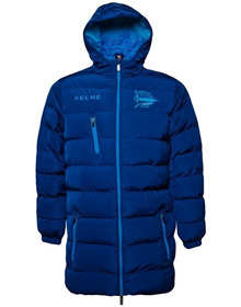 ALAVÉS PARKA - NAVY & TURQUOISE_image