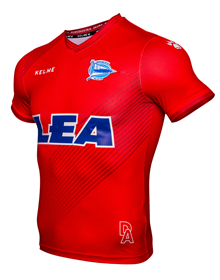 AWAY GOALKEEPER JERSEY - RED_image