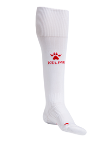 THIRD ALAVÉS SOCKS - WHITE & RED_image