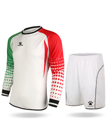KELME LONG-SLEEVED GOALKEEPER 'STOPPED' SET_image