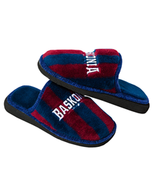 EMBROIDERED CREST SLIPPERS_image
