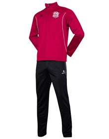 BASKONIA RED AND BLACK TRACKSUIT_image