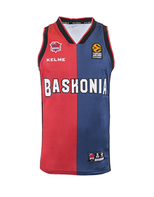 Home jersey blue and red (Baskonia), 18/19 Baskonia_image