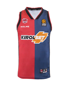 Home kit jersey blue and red (Replica Player), 18/19 Baskonia_image