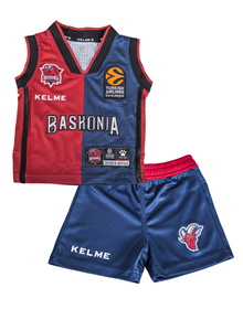 Baby Home Minikit  blue and red, 18/19 Baskonia_image