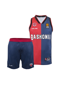 Junior Home Minikit  blue and red 18/19 Baskonia_image