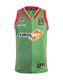 Away kit jersey green (Replica Player), 18/19 Baskonia_image