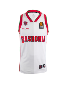 Third kit jersey white (Baskonia), 18/19 Baskonia_image