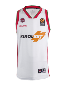Third kit jersey white (Replica Player), 18/19 Baskonia_image