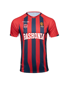 Home Shooting jersey blue and red (Baskonia), 18/19 Baskonia_image