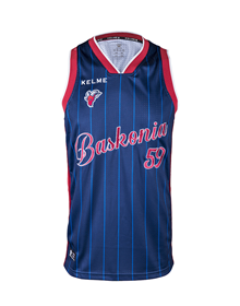 Baskonia's Retro Jersey (Limit Edition)_image