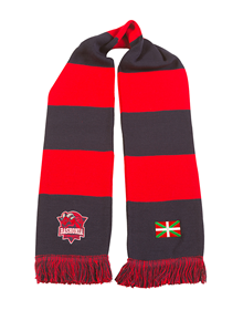 CLASSIC EMBROIDERED IKURRIÑA CREST SCARF BASKONIA_image