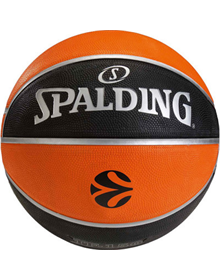 Euroleague Spalding TF150 outdoor Basketball (size 5)_image