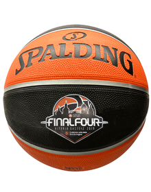 Final Four Spalding TF150 outdoor Basketball (size 7)_image