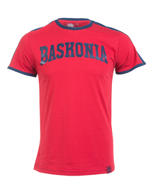 baskonia's lyrics maroon t-shrit_image