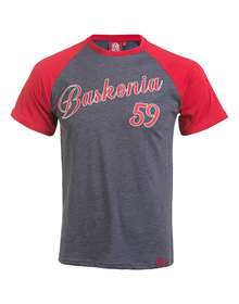 Baskonia vintage grey t-shirt_image