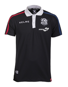 Polo Shirt Official 18/19 Baskonia _image