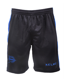 Away kit Goalkeeper shorts black 18/19 D. Alavés_image