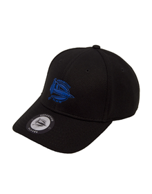 Black cap shield blue Deportivo Alavés_image