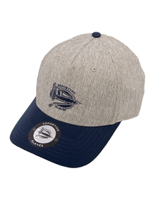 Grey cap shield blue Deportivo Alavés_image
