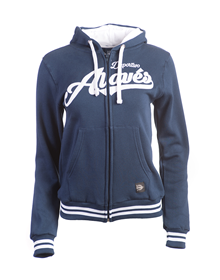 Woman Blue classic jacket Deportivo Alavés_image