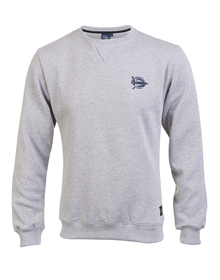 Woman Deportivo Alavés' grey crewneck sweater_image