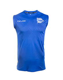 Player training t-shirt sleeveless 18/19 D.Alavés_image