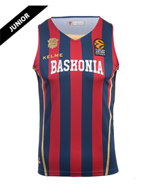 Home Junior Jersey Baskonia, Kit 19/20_image