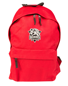 Red backpack - Baskonia_image