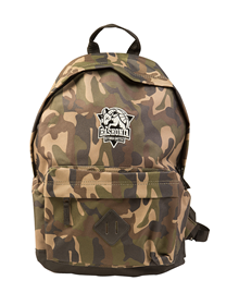 Camouflage Backpack - Baskonia_image