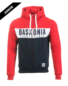 Junior Three Colour Jacket Baskonia_image