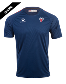 T-shirt junior official training (player), Baskonia 19/20_image