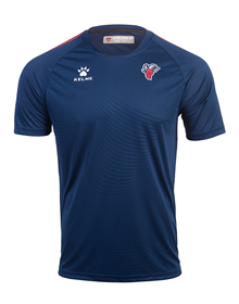 T-shirt official training (player), Baskonia 19/20_image