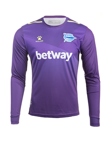 Goalkeeper Purple Jersey Deportivo Alavés, Kit 19/20_image