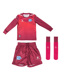 Child Goalkeeper Home Minikit 19/20 Deportivo Alavés_image