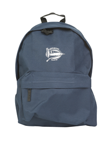 Navy Backpack - Deportivo Alavés_image