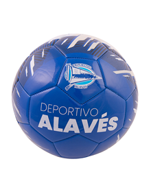 Deportivo Alavés blue ball (Size 5)_image