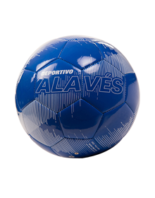 Deportivo Alavés blue Stripes Ball _image