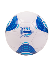 Deportivo Alavés white Ball _image