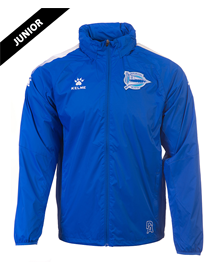 Oilskin jacket junior official training (player), Deportivo Alavés 19/20_image
