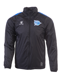 Oilskin jacket official training (Team Coacher), Deportivo Alavés 19/20_image
