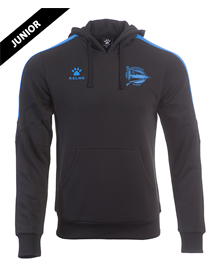 Hooded sweater junior official casual, Deportivo Alavés 19/20_image