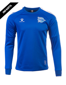 Sweater child official training (player), Deportivo Alavés 19/20_image