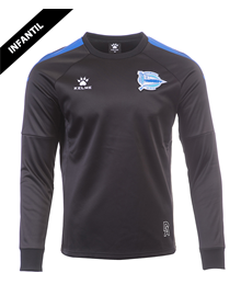 Sweater child official training (Team Coacher), Deportivo Alavés 19/20_image