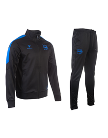 Tracksuit official casual, Deportivo Alavés 19/20_image