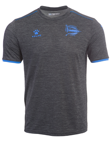T-shirt official casual, Deportivo Alavés 19/20_image