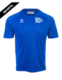 T-shirt child official training (player), Deportivo Alavés 19/20_image